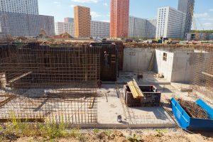 Саларьево Парк ход строительства корпус 18.1 дата съемки 09.08.2018